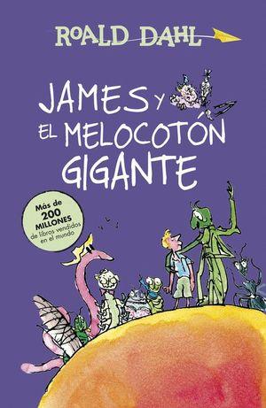 JAMES Y EL MELOCOTÓN GIGANTE (ALFAGUARA CLÁSICOS)
