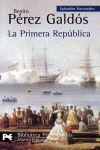 PRIMERA REPUBLICA,LA BA 0344
