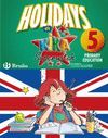 HOLIDAYS WITH KIKA SUPERWITCH 5TH PRIMARY