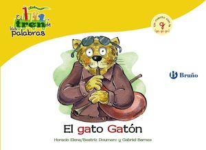 EL GATO GATÓN