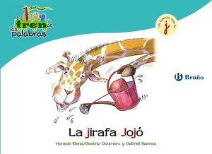LA JIRAFA JOJÓ