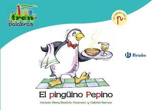 EL PINGÜINO PEPINO