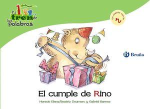EL CUMPLE DE RINO