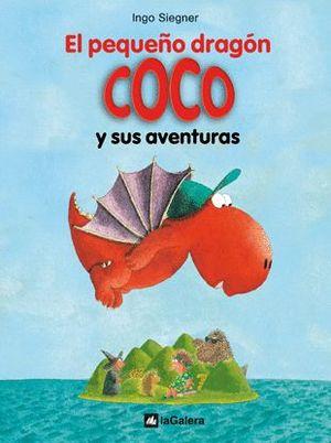 EL PEQUEÑO DRAGÓN COCO Y SUS AVENTURAS