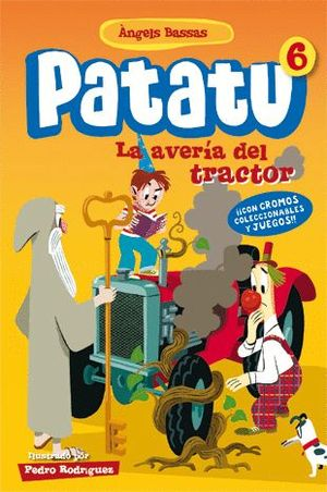 PATATU 6. LA AVERÍA DEL TRACTOR