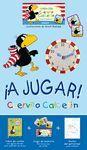 JUEGA CON CUERVITO CALCETÍN