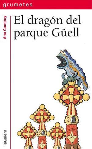 EL DRAGÓN DEL PARQUE GÜELL