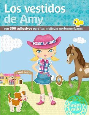 LOS VESTIDOS DE AMY