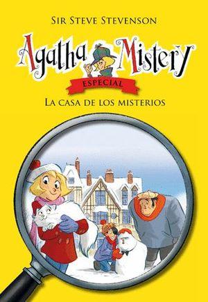 AGATHA MISTERY ESPECIAL: LA CASA DE LOS MISTERIOS