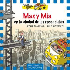 MAX Y MÍA EN LA CIUDAD DE LOS RASCACIELOS