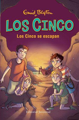 LOS CINCO SE ESCAPAN