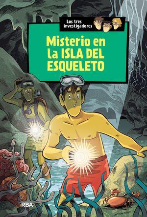 MISTERIO EN LA ISLA DEL ESQUELETO