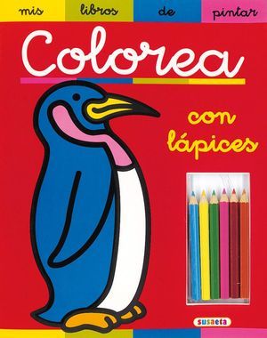 COLOREA CON LÁPICES