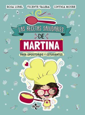 LAS RECETAS SALUDABLES DE MARTINA
