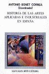 HISTORIA DE LAS ARTES APLICADA