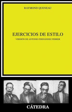 EJERCICIOS DE ESTILO