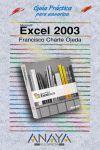 EXCEL 2003  GUIA PRACTICA