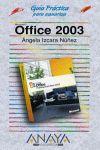 OFFICE 2003. GUIA PRACTICA