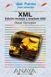 XML (EDICION REVISADA Y AMPLIADA 2005)