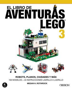 EL LIBRO DE AVENTURAS LEGO 3
