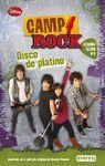 CAMP ROCK DISCO DE PLATINO