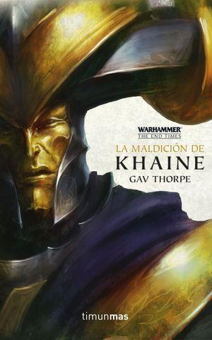 LA MALDICIÓN DE KHAINE, Nº 3
