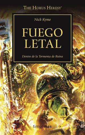 FUEGO LETAL, Nº 32