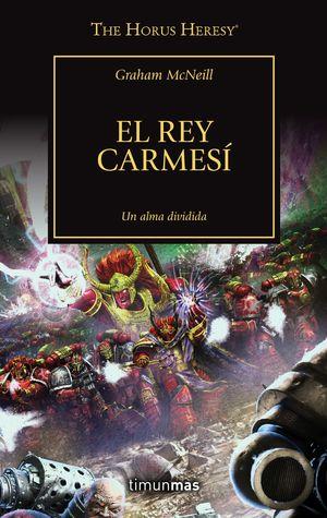 EL REY CARMESÍ