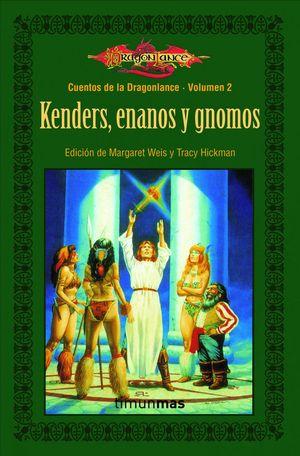 KENDERS, ENANOS Y GNOMOS-DRAGONLANCE 2