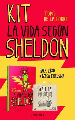 PACK LA VIDA SEGUN SHELDON