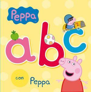 ABC CON PEPPA (LA PORQUETA PEPA. TOT CARTRÓ)