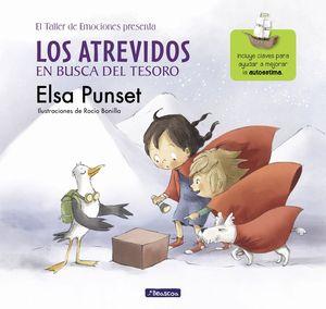 LOS ATREVIDOS EN BUSCA DEL TESORO (EL TALLER DE EMOCIONES)
