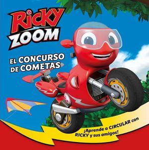 EL CONCURSO DE COMETAS (RICKY ZOOM)