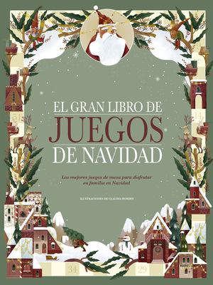 EL GRAN LIBRO DE JUEGOS DE NAVIDAD