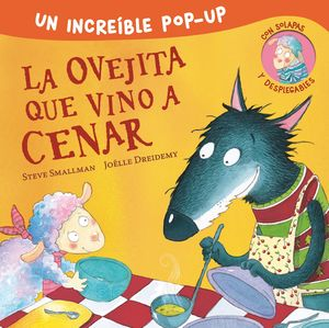 LA OVEJITA QUE VINO A CENAR (POP-UP)