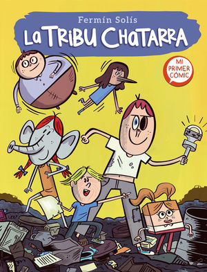 LA TRIBU CHATARRA 1