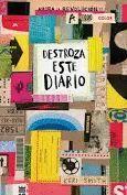 PACK DESTROZA ESTE DIARIO NAVIDAD 2018