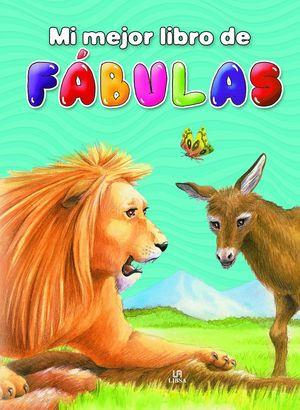 MI MEJOR LIBRO DE FÁBULAS