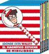 ¿DONDE ESTA WALLY? EL MAGNIFICO ESTUCHE DE MINILIBROS