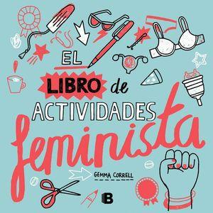 LIBRO DE ACTIVIDADES FEMINISTA