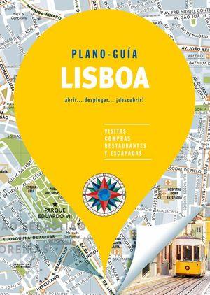 LISBOA (PLANO - GUÍA)