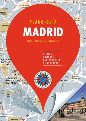 MADRID (PLANO-GUÍA)