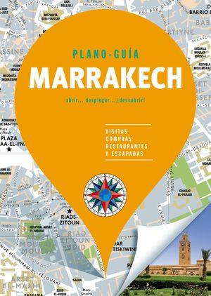 MARRAKECH (PLANO-GUÍA)
