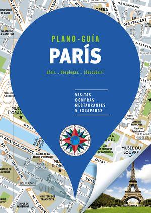 PARÍS (PLANO-GUÍA)
