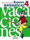 REPASO MATEMÁTICAS 4.