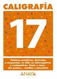 CALIGRAFIA 17