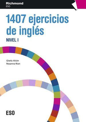 GRAMATICA 1407 EJERCICIOS DE INGLES 1