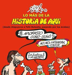 LO MÁS DE LA HISTORIA DE AQUÍ