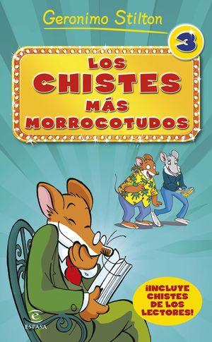 LOS CHISTES MÁS MORROCOTUDOS 3