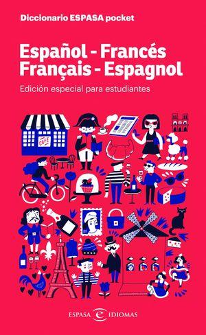 DICCIONARIO ESPASA POCKET. ESPAÑOL - FRANCÉS. FRANÇAIS - ESPAGNOL